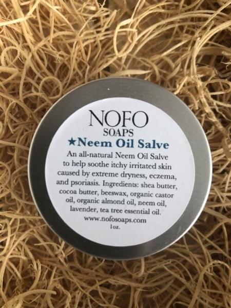Neem Oil Salve