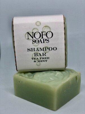 Shampoo Bar - Tea Tree and Mint