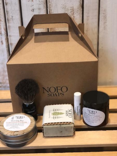 NOFO Soaps Shave Kit