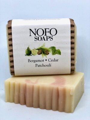Bergamot Cedar Patchouli