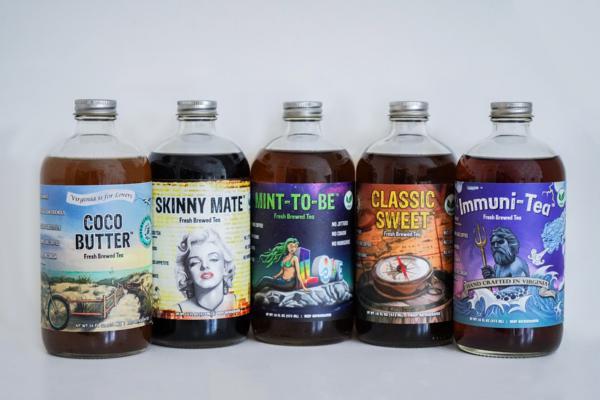 Fresh Brewed Six Pack