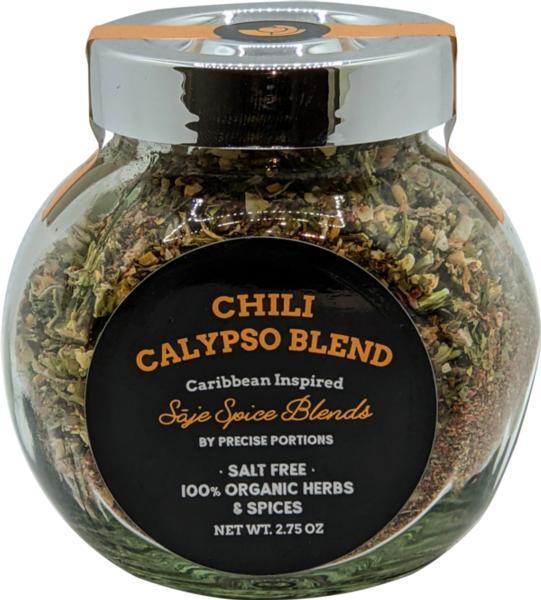 Salt-Free Chili Calypso Organic Spice Blend