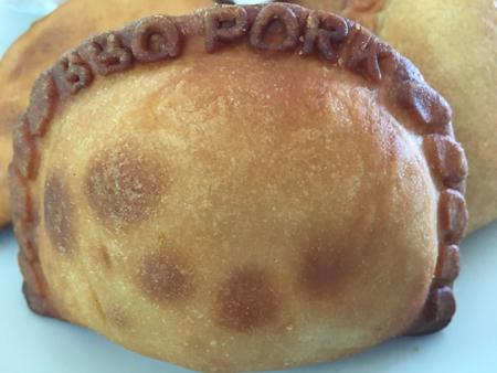 BBQ Pork Empanada