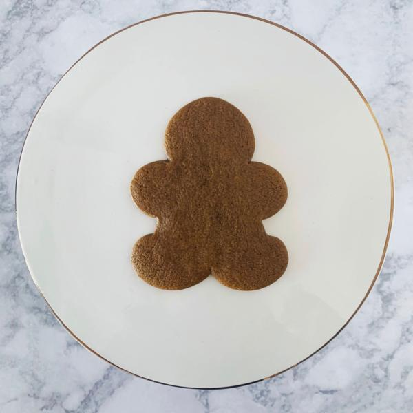 Chubby N' Soft Gingerbread Cookies (12 pack)