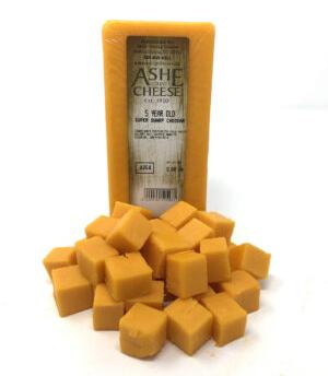 Ashe County Cheese - 5 Year Super Sharp Cheddar