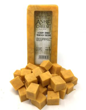 Ashe County Cheese - Hickory Smoked Cheddar