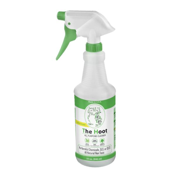 The Hoot Lemon All-Purpose Cleaner