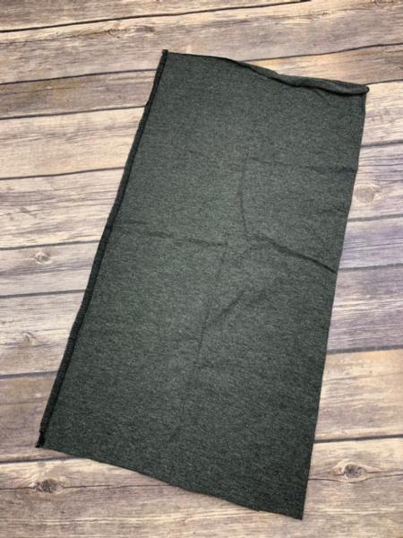 Buff/Gaiter Scarf (Dark Gray)