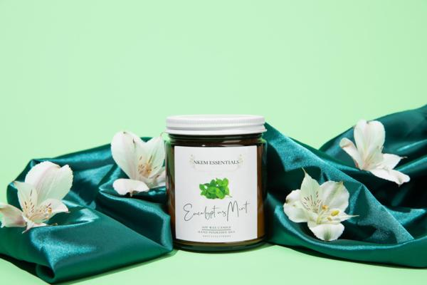 Eucalyptus Mint Eco-Friendly Candle
