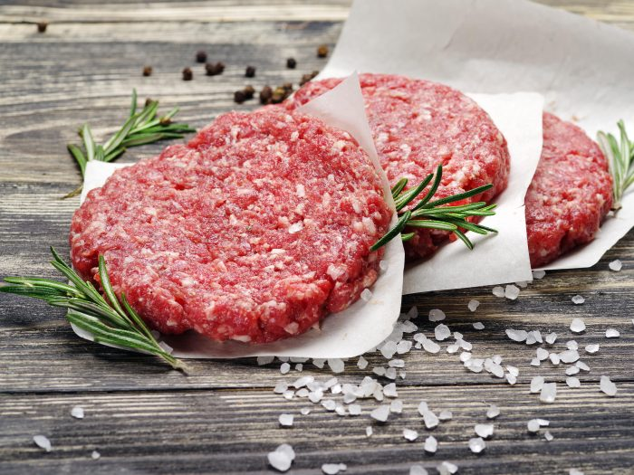 Beef Patties (4 per pack)
