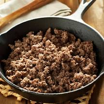 Ground Beef ($6.50/pk)
