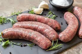 Cajun  pork sausage