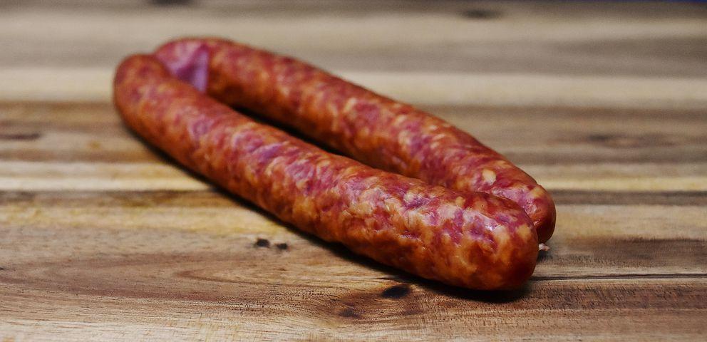 Sausage Links - Hot Italian ($8/pk)