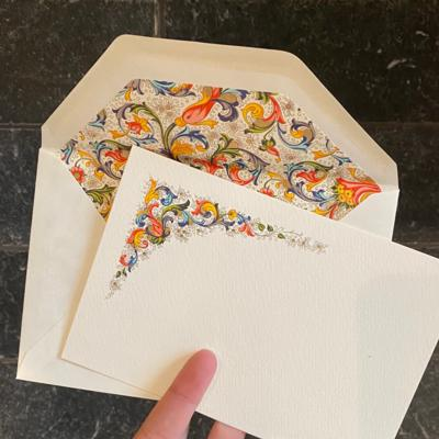 xAdd On | A Florentine Note Card