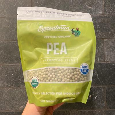 Sprout Seeds - Pea 16 oz
