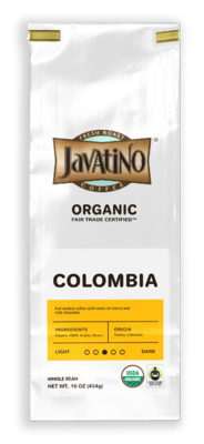 Colombia Organic - $13.99
