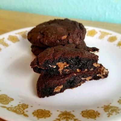 Chocolate Overload Cookies 1/2 dozen