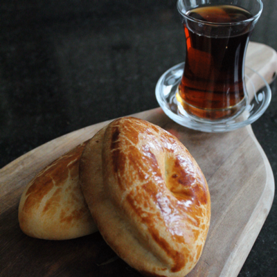 Turkish Pastry/Pogaca