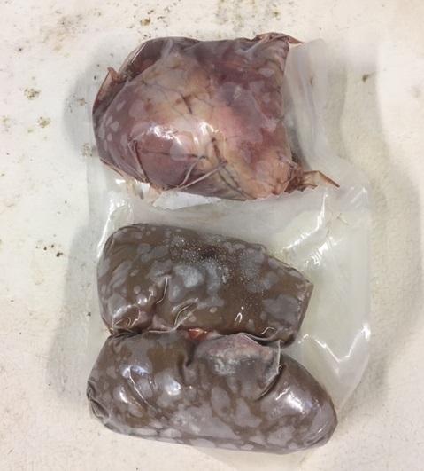 Heart & Kidney Combo (1+ lb)