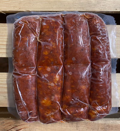 Hot Italian Links (1 lb)