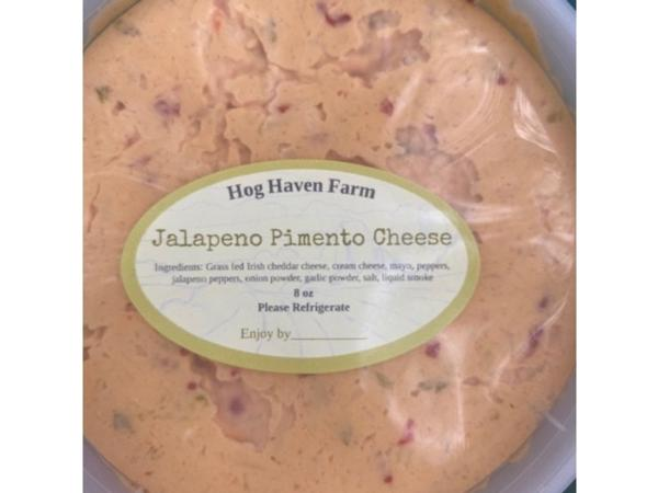 Hog Haven Jalapeno Pimento Cheese (8 oz)