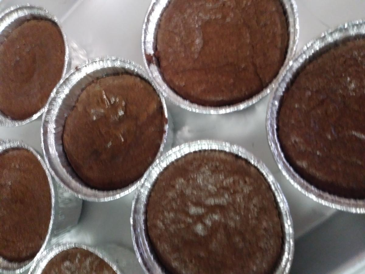 NEW No Flour Chocolate Mini Cake