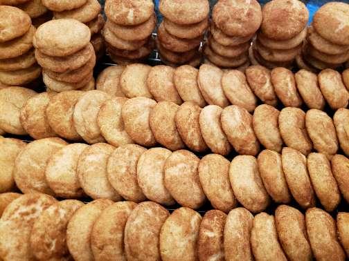 Snickerdoodles (10) Cookies