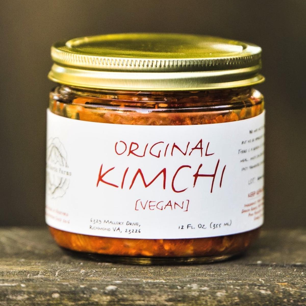 Kimchi: Original