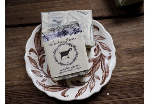 Goats Milk Soap - Sandalwood
