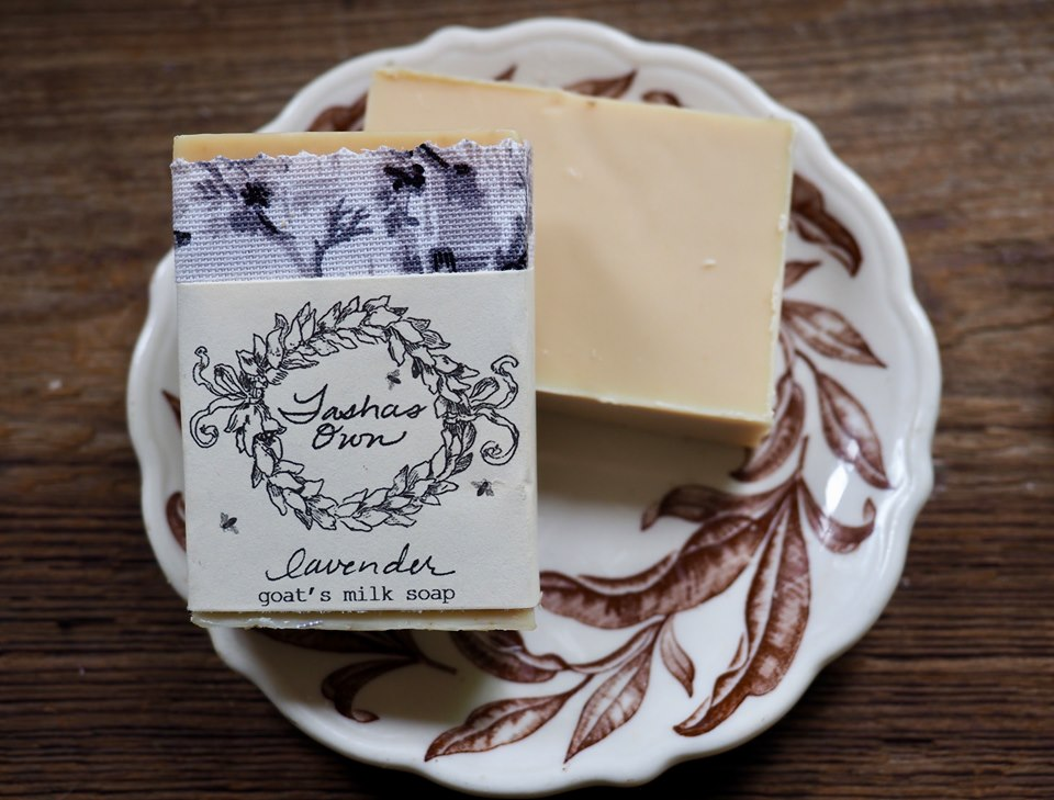 Goats Milk Soap - Lavender