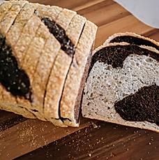 Loaf, Marble Rye