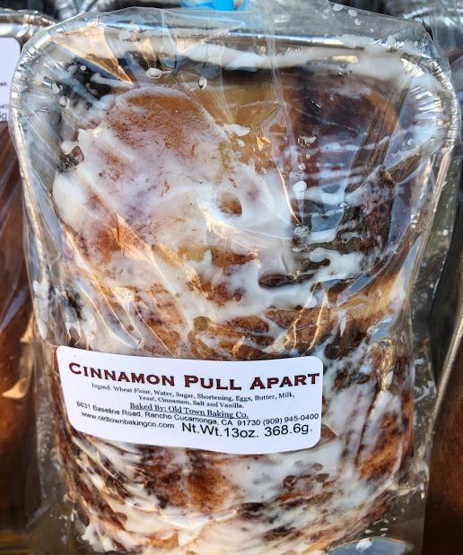 Cinnamon Pull Apart