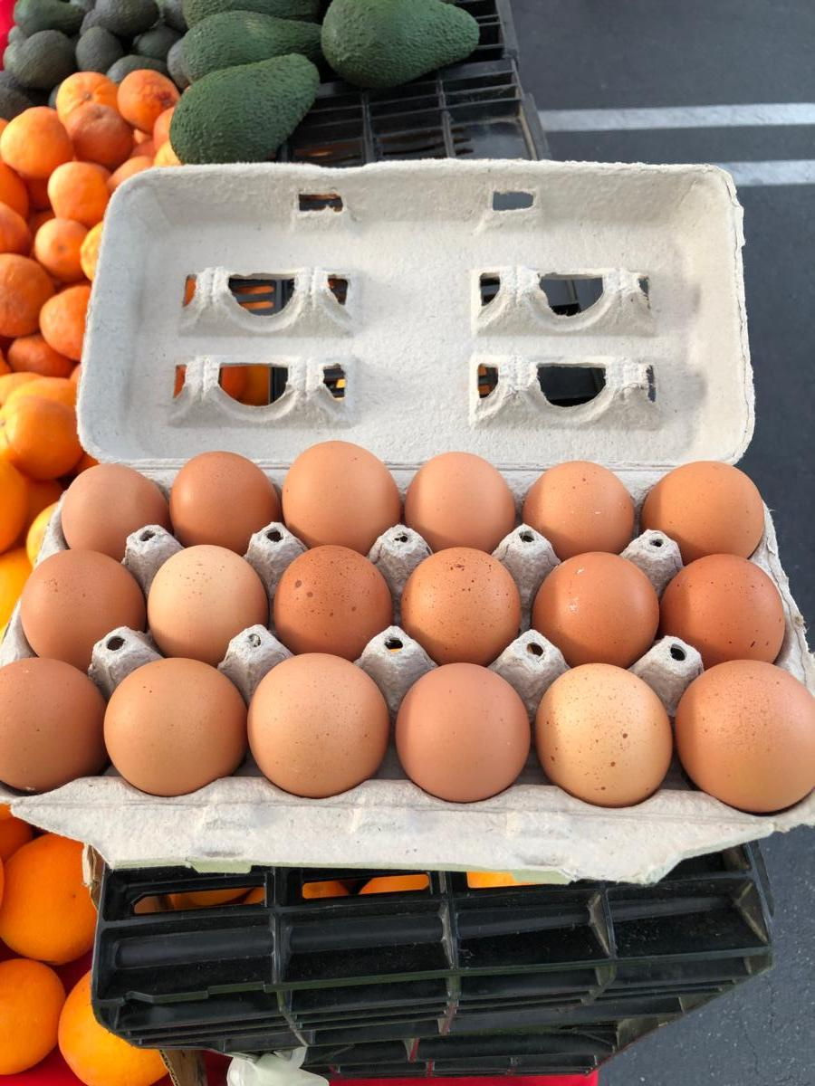 Eggs, 18 count