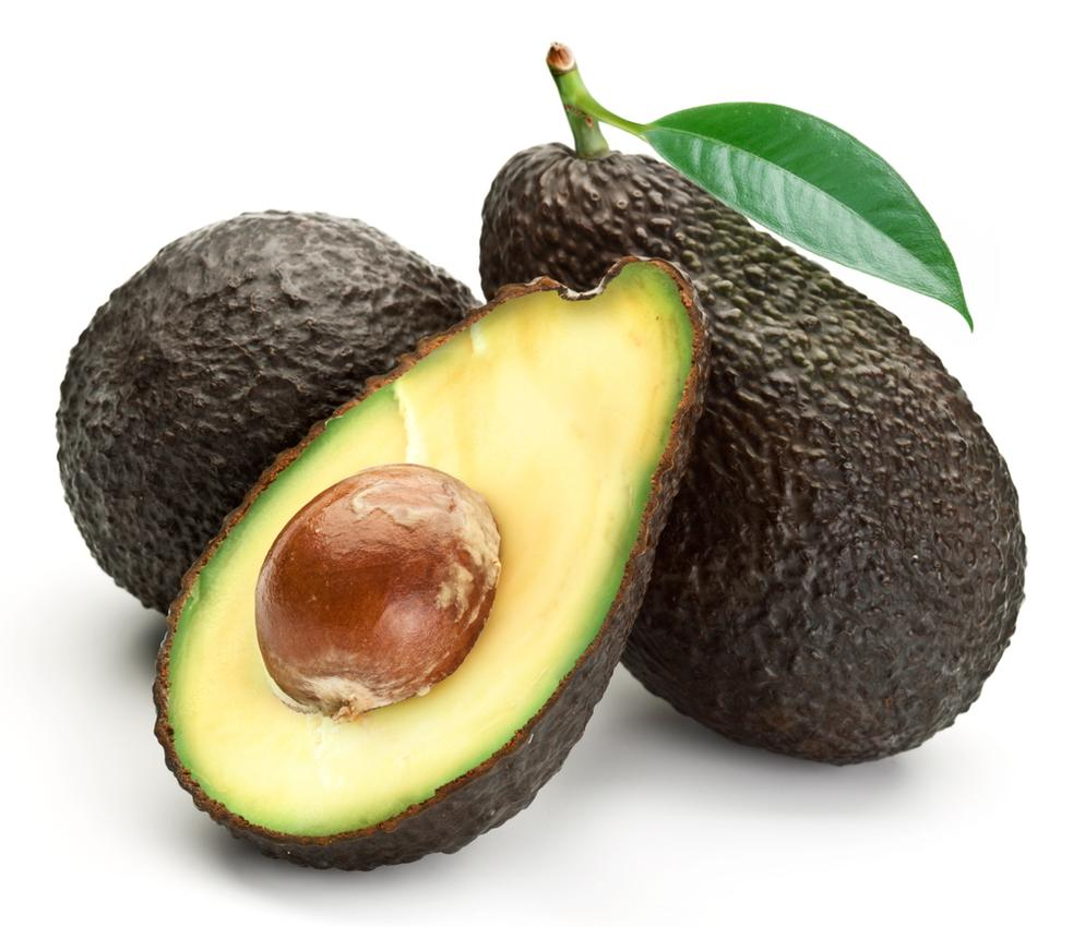 Hass Avocados, 4 Medium