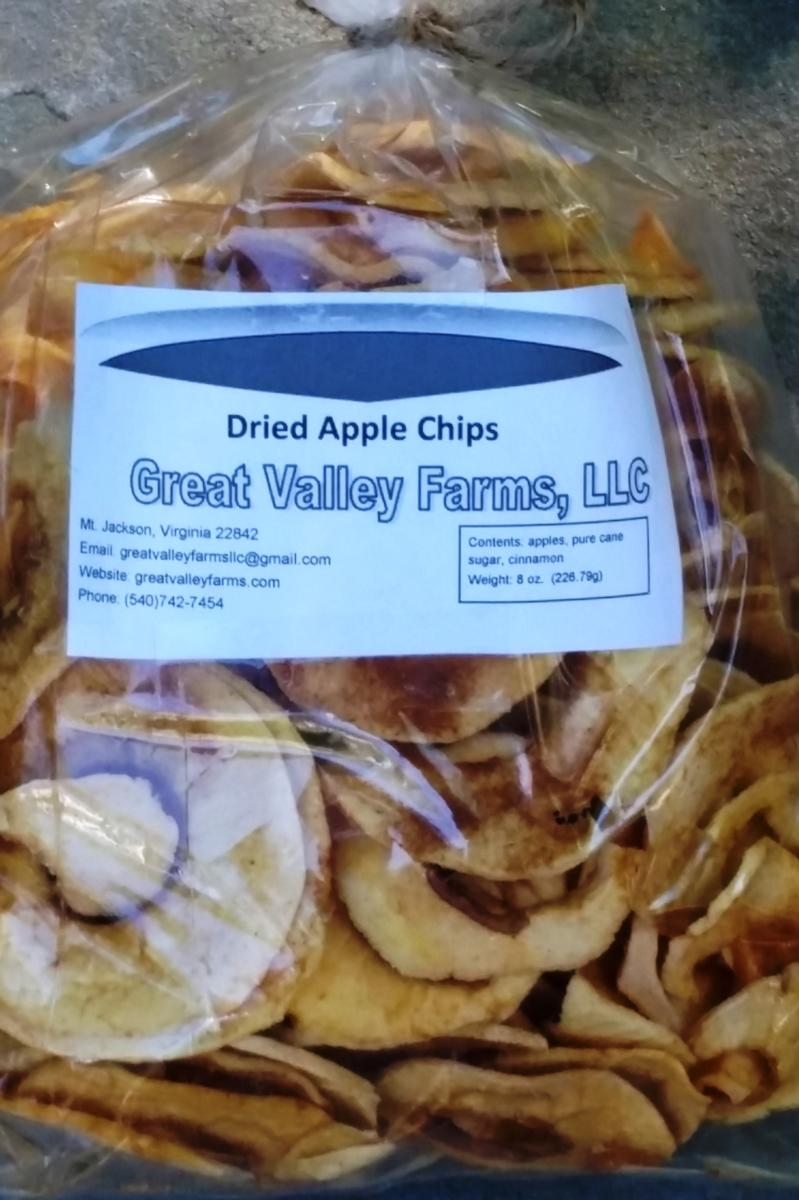 Apple Chips (8 oz.)