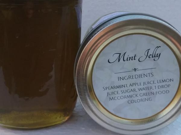 Mint Jelly (8 oz.)