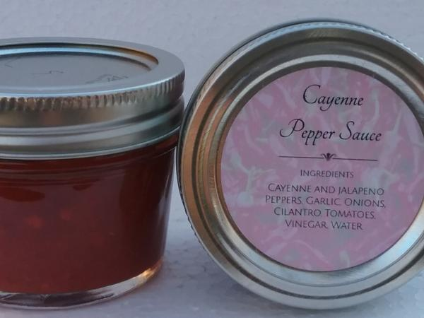 Cayenne Pepper Sauce (4 oz.)