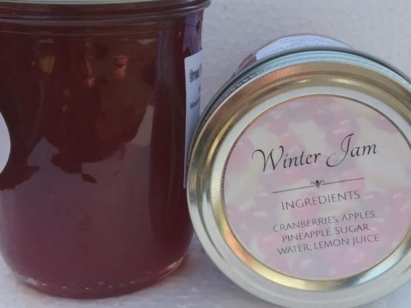 Winter Jam (8 oz.)