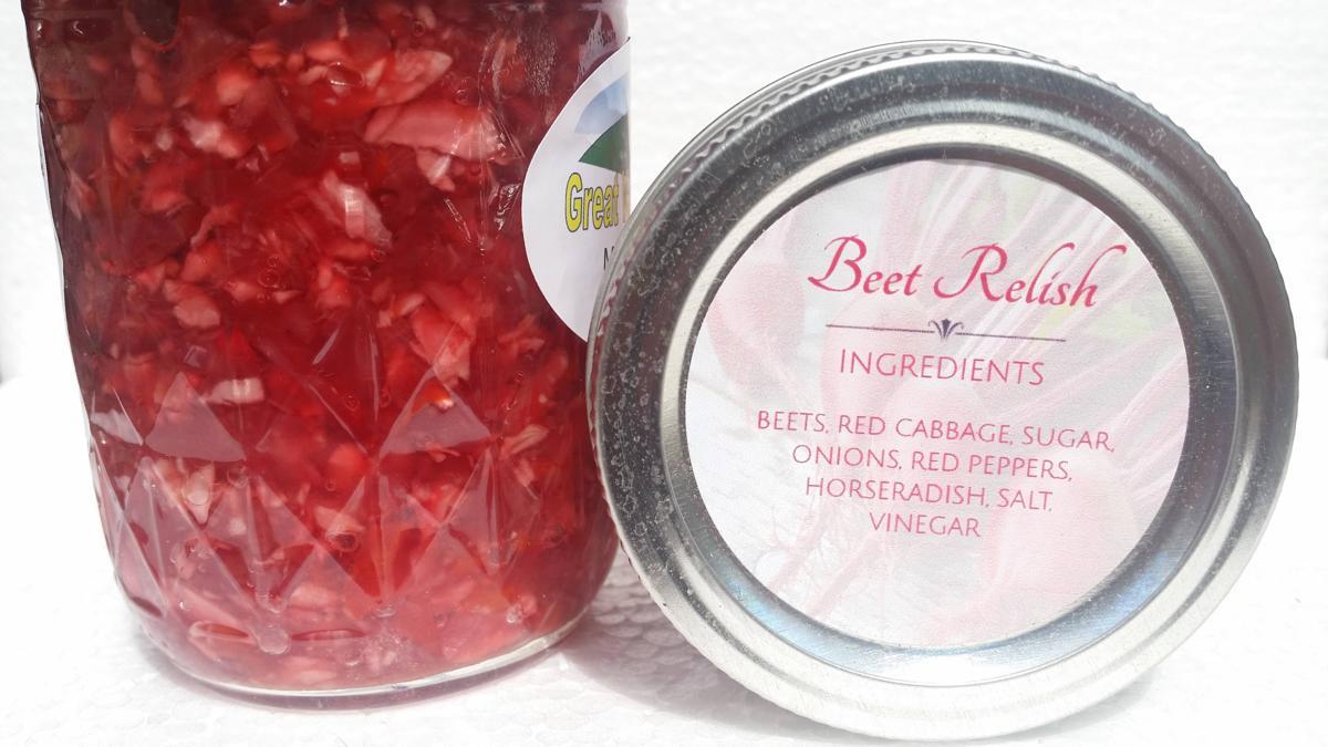 Beet Relish (8 oz.)