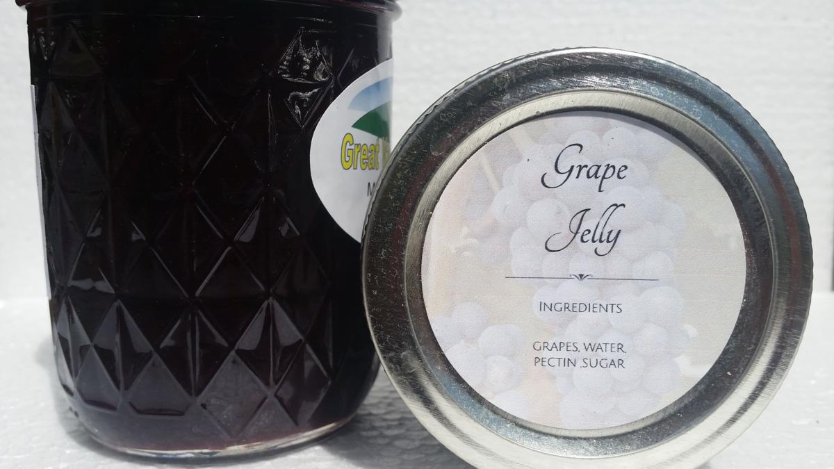 Grape Jelly (8 oz.)